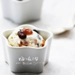 椰香蜜豆冰淇淋