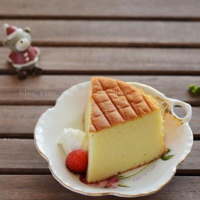 DIY最好吃的小嶋海绵蛋糕的四大关键