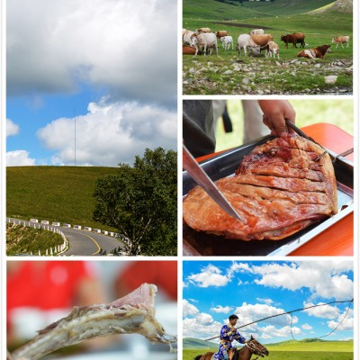 【内蒙】克旗草原上那些难忘的美食美景