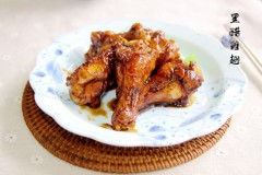 【黑醋雞翅】讓人一吃就會上癮