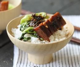 根本不需要厨艺的香糯猪肉——电饭煲酱香五花肉