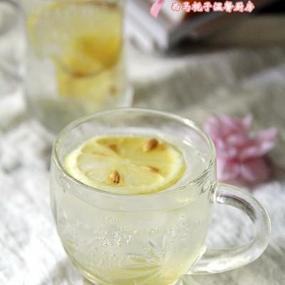 #清凉High一夏#雪碧柠檬醋饮