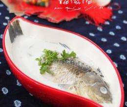 立秋时节必备的一碗养生鲫鱼汤