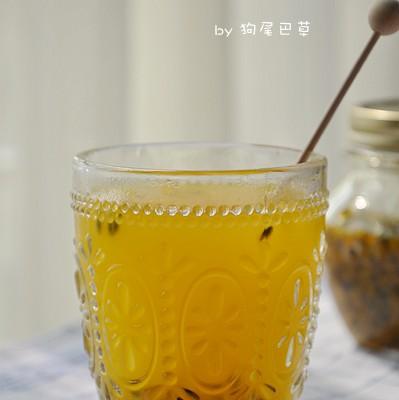 【蜂蜜百香果果酱&蜂蜜百香果汁】