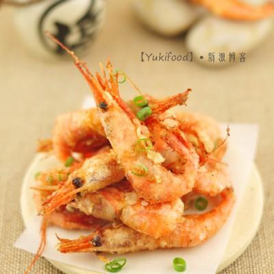 香酥惹味不容错过的江湖小凉菜——香酥虾