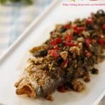鲜嫩味美的江浙名菜---雪菜黄鱼