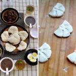 卤肉荷叶饼,全能量早餐轻松做!