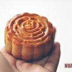 一步步学做最经典的广式莲蓉蛋黄月饼