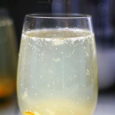 加一步骤风味更独特的——气泡柚子茶(向葵XK401第二代苏打水机试用)