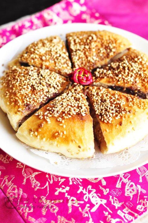 又白又胖绵密喧软的营养美味早餐——奶黄包