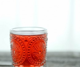 #试用团#全球流行醋养生------洛神花酿