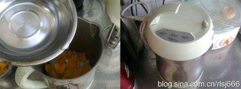 #新浪美食开学季#剩米饭轻松打造早餐豆浆