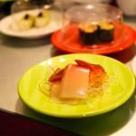 【搜食台湾】好吃到流泪的台北素食回转寿司---水问蔬食园