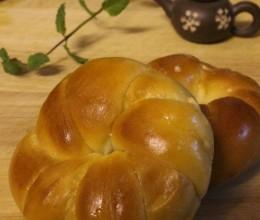 漂亮又有内涵的肉松面包--用另一种方式把肉卷进面包里