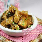 营养丰富的补钙家常菜--鱼腩烧豆腐