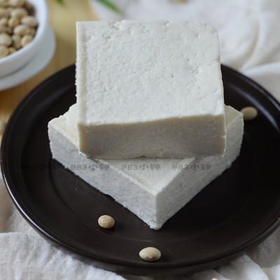 自己在家做豆腐【盐卤版豆腐全攻略】