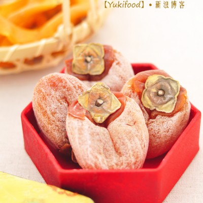 柿子季不容错过的传奇古法手工零食——柿子饼
