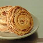 酥到掉渣的螺旋肉酥饼