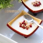 西式甜品的中式混搭吃法【谷物酸奶布丁】
