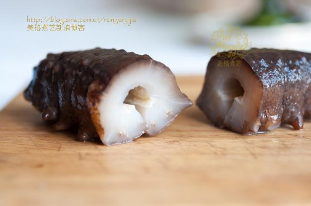 高档食材轻松做-海参花菇炖草鸡