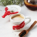 冬季女人温暖自己的美颜热饮——肉桂苹果奶茶