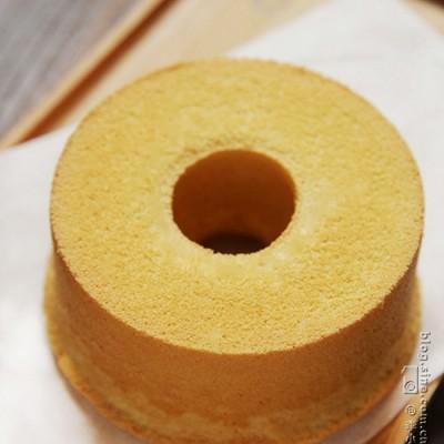 禾然有机油试用:橄榄油香草戚风蛋糕