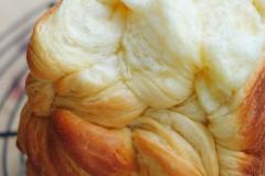 【丹麦金砖吐司】详解面包机版金砖吐司