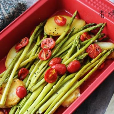 #试用团#简单就是美一-----橄榄油烤时蔬