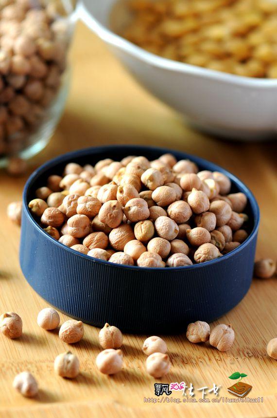 鹰嘴豆是黄金豆,快乐豆----鹰嘴豆烧猪手