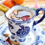 一杯枸杞红枣茶,经期不怕寒
