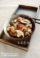 〖蘑菇宴第23道菜〗用数学代入法玩转多汁蘑菇——三杯蘑菇