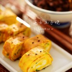 煎一只零难度华丽口感的鸡蛋卷——日式芝心玉子烧