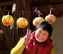 生活达人:柚子皮不废弃,制成民间传统养生茶