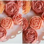 奶油霜裱花蛋糕&奶油霜杯子蛋糕