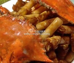 轻松自制浓香滋味的蟹炒年糕