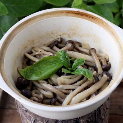 #试用团#禾然有机试用之三采蘑菇的橄榄油----橄榄油蒜香蘑菇