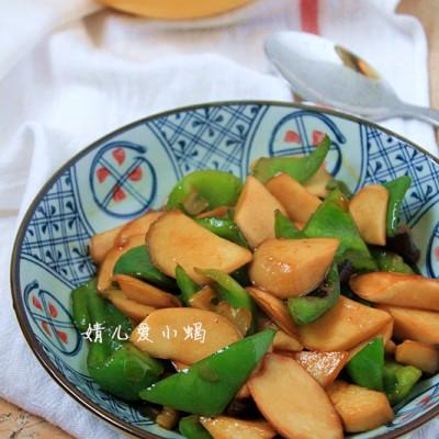 #九州筵席#----清爽年菜之照烧杏鲍菇
