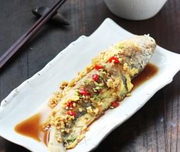 #九州筵席#烹调技法独特的托蒸黄鱼