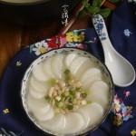 【虾米萝卜年糕】冬日营养早餐