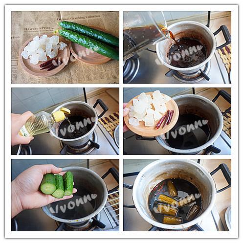 自制酱瓜——本帮宴席冷盘开胃首选