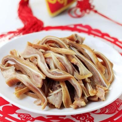 #九州筵席#年菜中不可缺的下酒菜——卤猪耳朵
