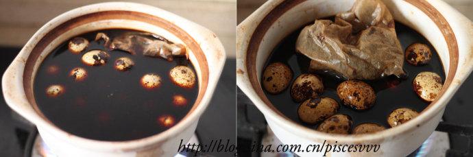 家宴冷盘-五香鹌鹑蛋