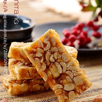 #九州筵席#最具年味的甜蜜小食——花生糖