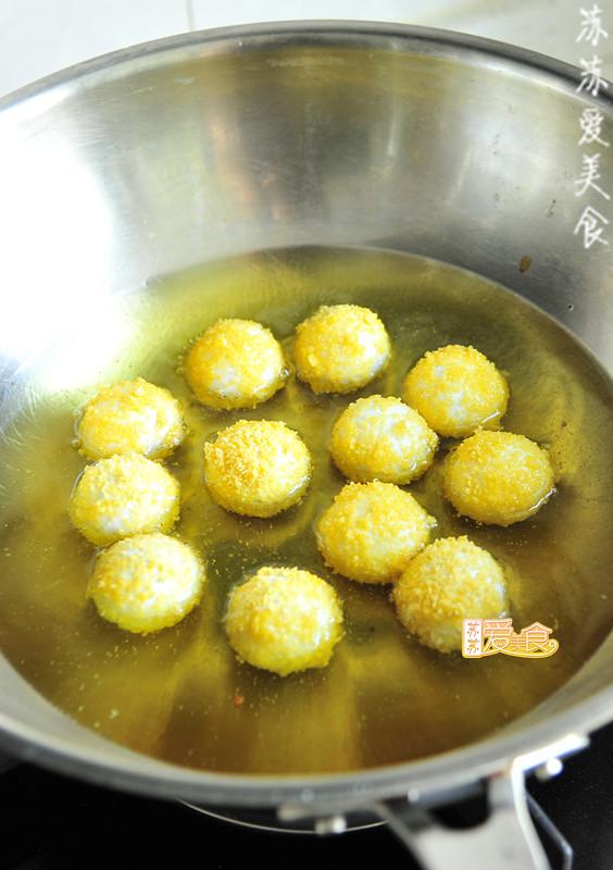 经典汤圆四种花样吃法——外酥里糯的黄金汤圆最好吃