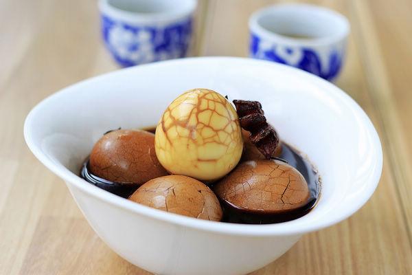 妈妈的味道——五香茶叶蛋