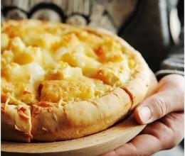 芝香浓郁酸甜软糯的甜味披萨【地瓜披萨】