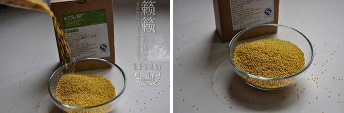 【小米豆苗炒蛋】亦菜亦主食,小米的另类美味吃法!