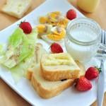 5分钟快速营养早餐——蛋蔬谷物早餐