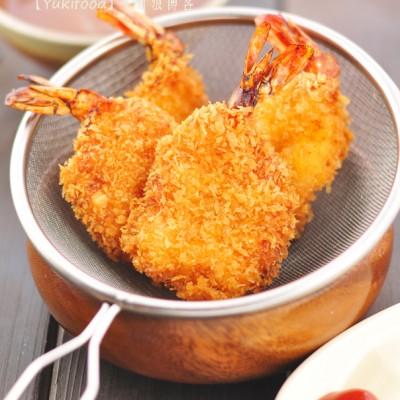 入口酥化色泽金黄的宴席名菜——黄金蝴蝶虾