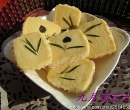 留住春天——香草田园饼干